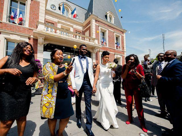 Le mariage de Chistophe et Justine à Paris, Paris 15