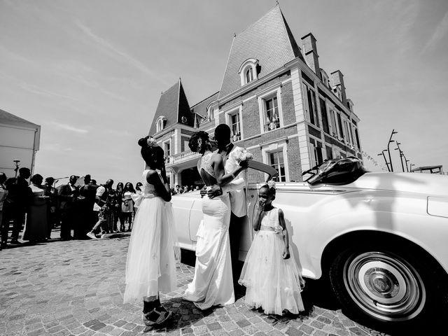 Le mariage de Chistophe et Justine à Paris, Paris 17