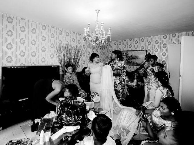 Le mariage de Chistophe et Justine à Paris, Paris 25