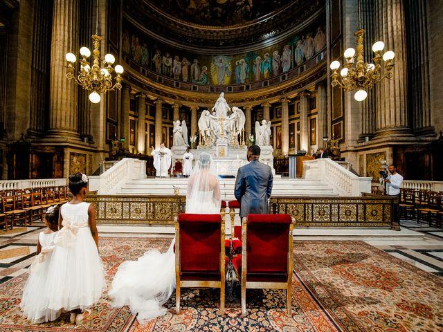 Le mariage de Chistophe et Justine à Paris, Paris 28