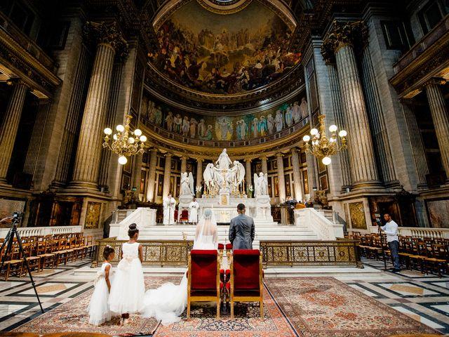 Le mariage de Chistophe et Justine à Paris, Paris 29