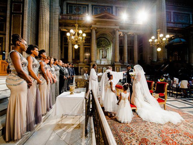 Le mariage de Chistophe et Justine à Paris, Paris 32