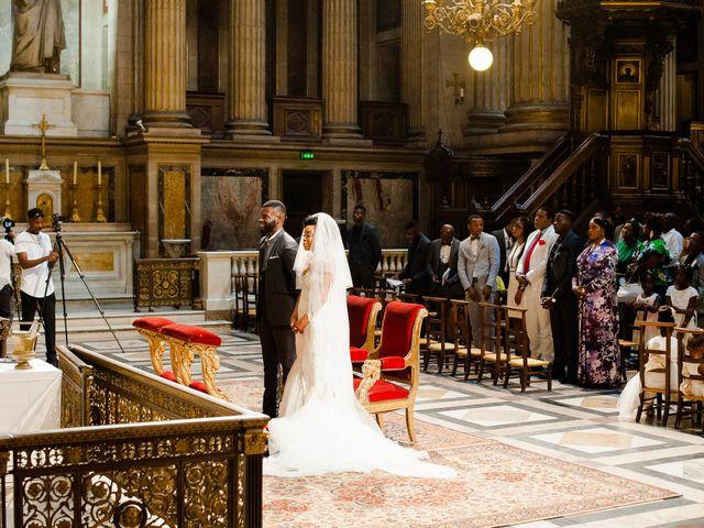 Le mariage de Chistophe et Justine à Paris, Paris 34