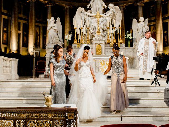 Le mariage de Chistophe et Justine à Paris, Paris 36