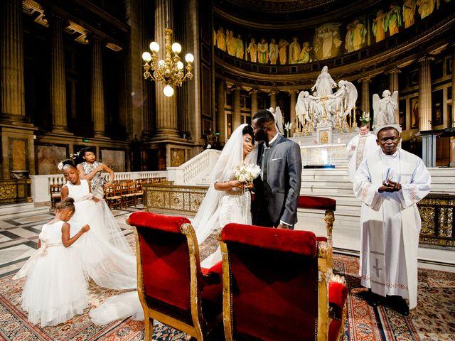 Le mariage de Chistophe et Justine à Paris, Paris 39