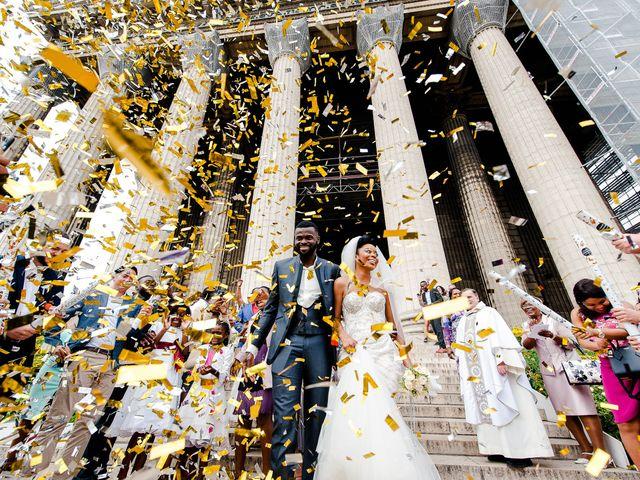 Le mariage de Chistophe et Justine à Paris, Paris 42