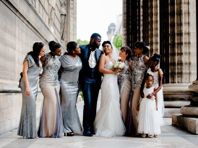 Le mariage de Chistophe et Justine à Paris, Paris 44