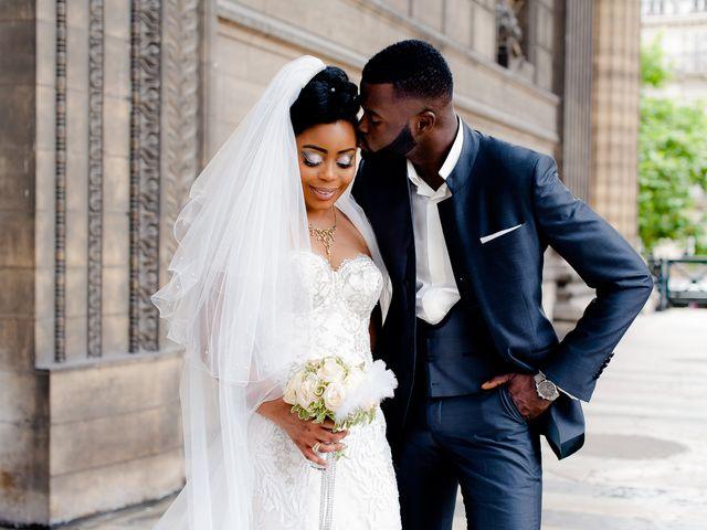 Le mariage de Chistophe et Justine à Paris, Paris 47