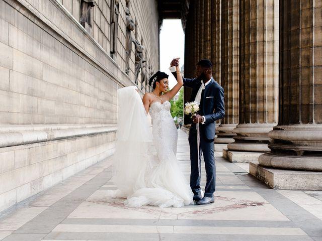 Le mariage de Chistophe et Justine à Paris, Paris 48