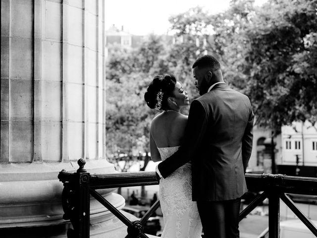 Le mariage de Chistophe et Justine à Paris, Paris 50
