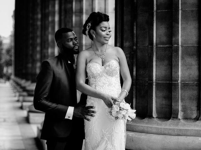 Le mariage de Chistophe et Justine à Paris, Paris 51