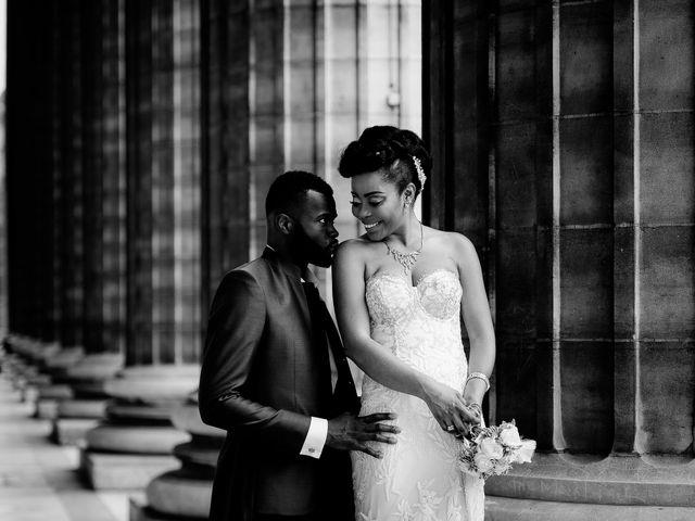 Le mariage de Chistophe et Justine à Paris, Paris 52
