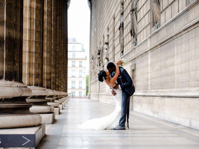 Le mariage de Chistophe et Justine à Paris, Paris 58