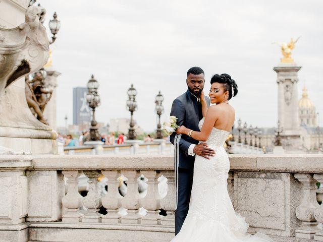 Le mariage de Chistophe et Justine à Paris, Paris 62