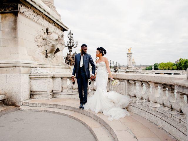Le mariage de Chistophe et Justine à Paris, Paris 67