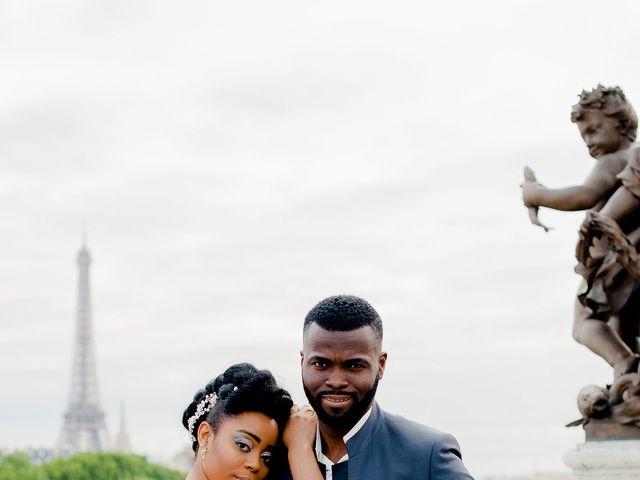 Le mariage de Chistophe et Justine à Paris, Paris 73