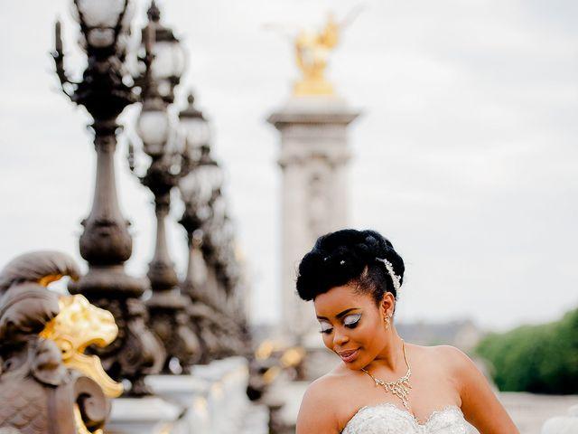 Le mariage de Chistophe et Justine à Paris, Paris 76