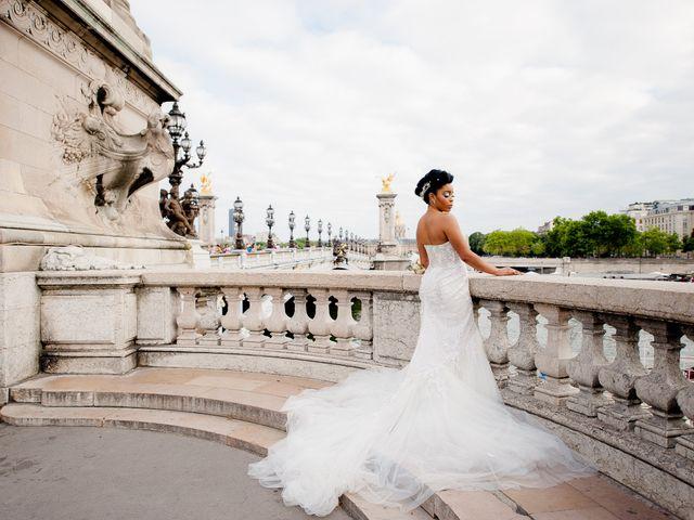 Le mariage de Chistophe et Justine à Paris, Paris 78