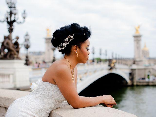 Le mariage de Chistophe et Justine à Paris, Paris 79