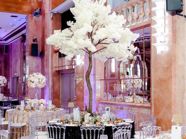 Le mariage de Chistophe et Justine à Paris, Paris 99