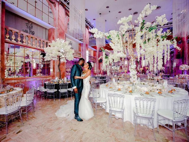 Le mariage de Chistophe et Justine à Paris, Paris 103