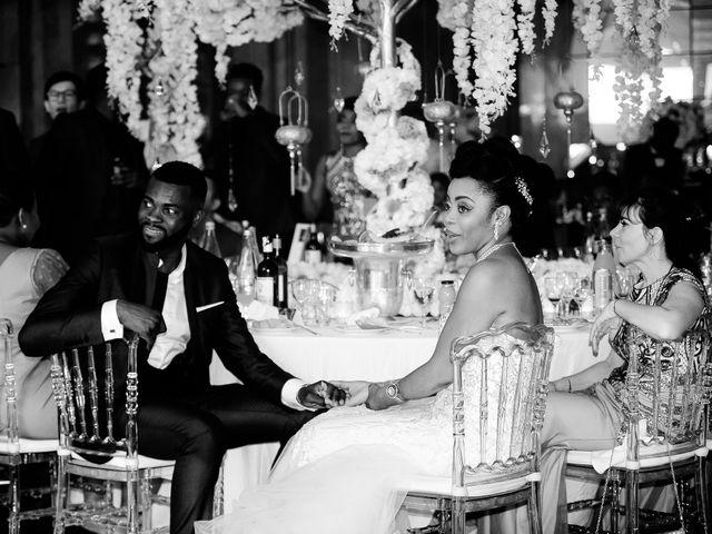 Le mariage de Chistophe et Justine à Paris, Paris 118