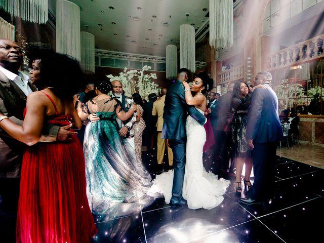 Le mariage de Chistophe et Justine à Paris, Paris 127