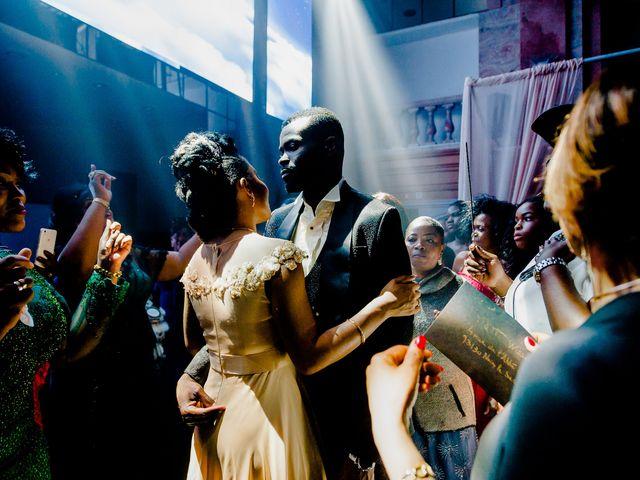 Le mariage de Chistophe et Justine à Paris, Paris 132