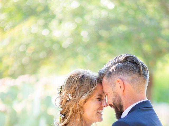 Le mariage de Sébastien et Virginie à Rousson, Gard 1