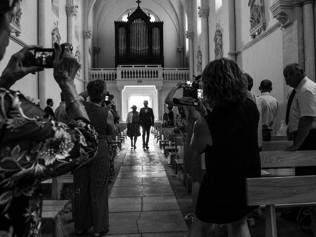 Le mariage de Christophe et Alison à Montjoyer, Drôme 7