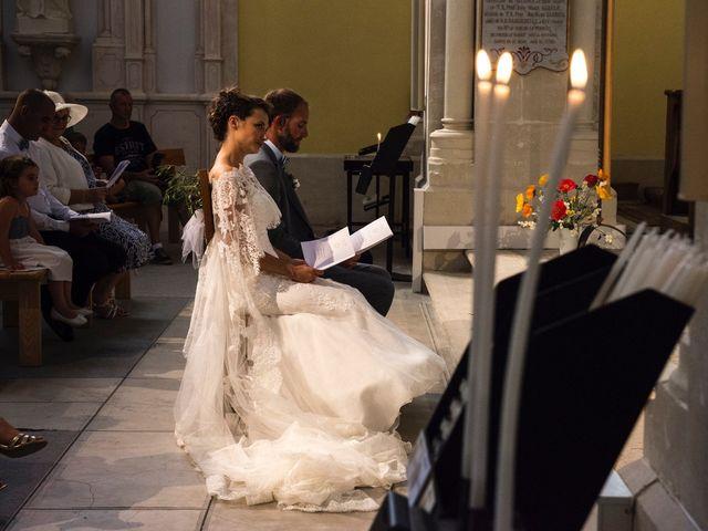 Le mariage de Christophe et Alison à Montjoyer, Drôme 8