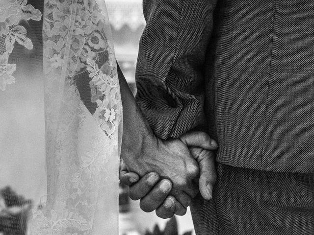 Le mariage de Christophe et Alison à Montjoyer, Drôme 9