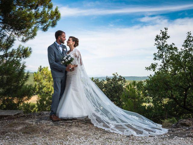 Le mariage de Christophe et Alison à Montjoyer, Drôme 10