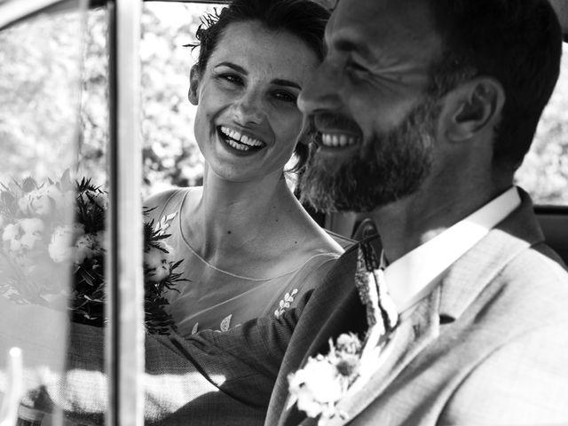 Le mariage de Christophe et Alison à Montjoyer, Drôme 11