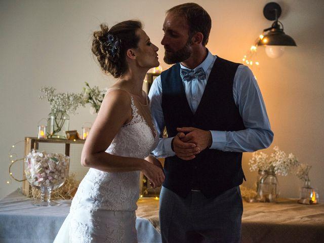 Le mariage de Alison et Christophe