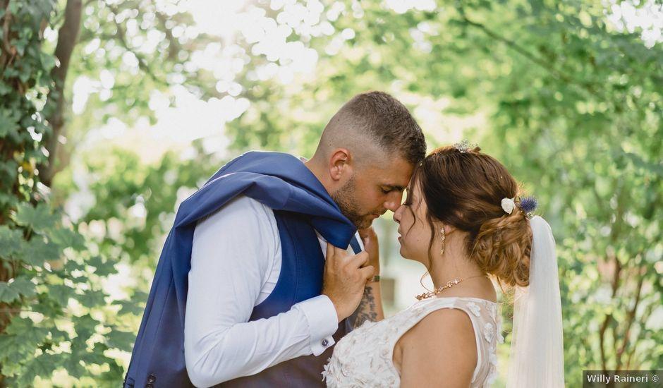 Le mariage de Erwan et Maëva à Heiteren, Haut Rhin