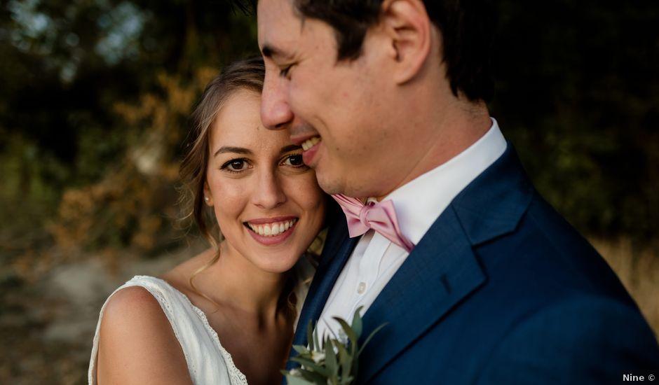 Le mariage de Mathieu et Claire à Tarascon, Bouches-du-Rhône