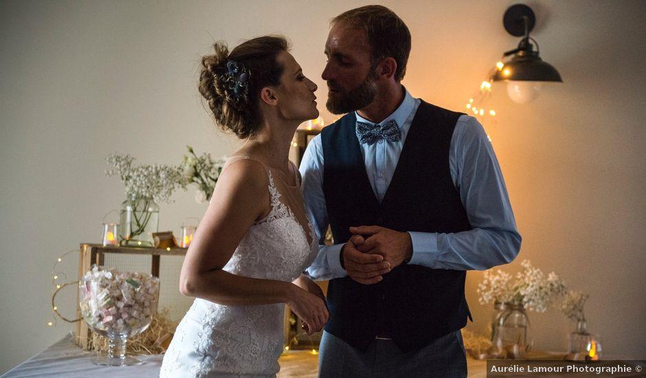 Le mariage de Christophe et Alison à Montjoyer, Drôme