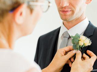 Le mariage de Michelle et Maxime