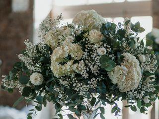 Le mariage de Charlene et Maxime 3