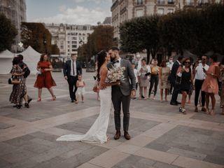 Le mariage de Patricia et Kévin 2
