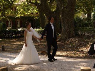 Le mariage de Flora et Eric 1