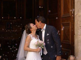 Le mariage de Flora et Eric
