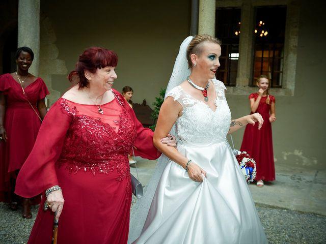Le mariage de Frédéric et Anaïs à Lucens, Vaud 15