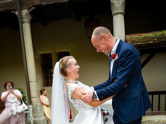 Le mariage de Frédéric et Anaïs à Lucens, Vaud 17