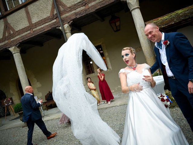 Le mariage de Frédéric et Anaïs à Lucens, Vaud 18