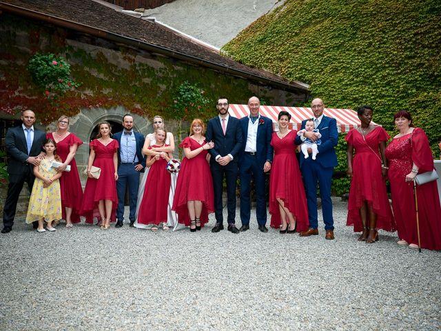 Le mariage de Frédéric et Anaïs à Lucens, Vaud 19