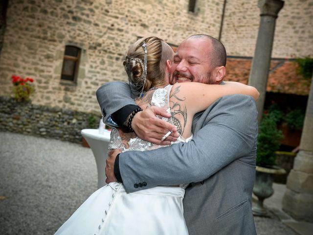Le mariage de Frédéric et Anaïs à Lucens, Vaud 20
