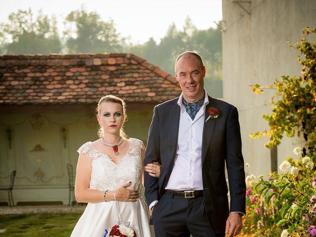 Le mariage de Frédéric et Anaïs à Lucens, Vaud 1