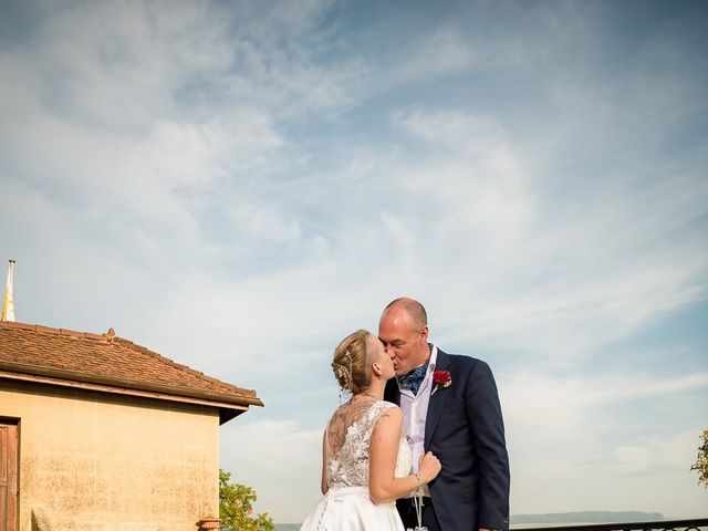 Le mariage de Frédéric et Anaïs à Lucens, Vaud 25